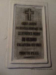 ossário igreja do rosário