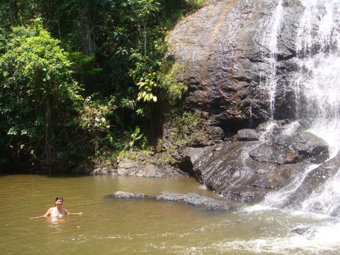 Cachoeira Espírito Santo