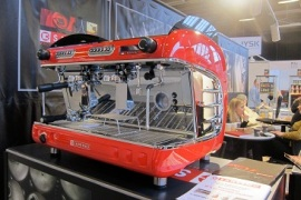 máquina café
