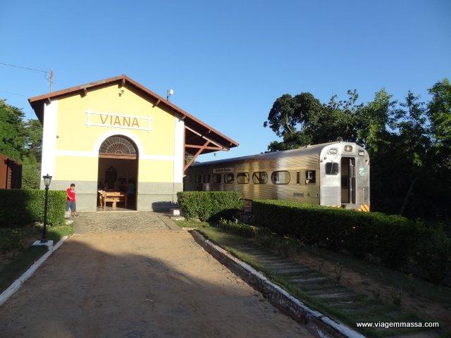 Estação Viana