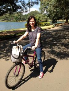 bicicleta ibirapuera