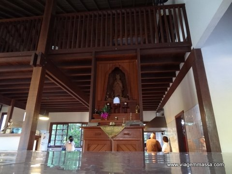 templo cozinha mosteiro