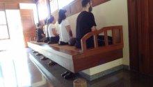 mosteiro zen meditação