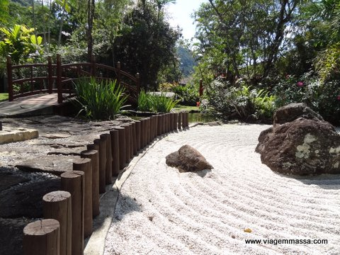 jardim zen mosteiro