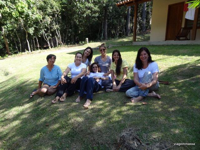 Mulheres no mosteiro