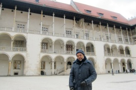 castelo real de wawel