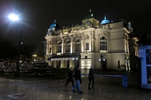 teatro municipal cracóvia