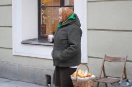vendedora queijo