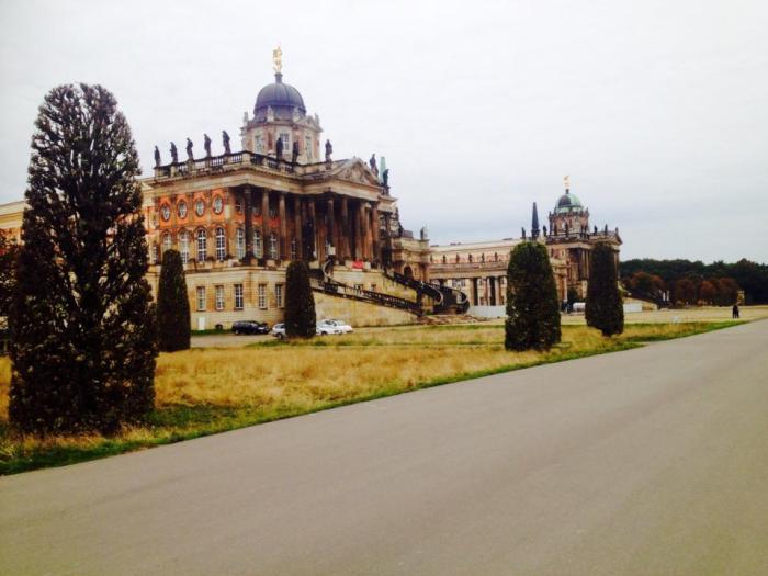 novo palacio