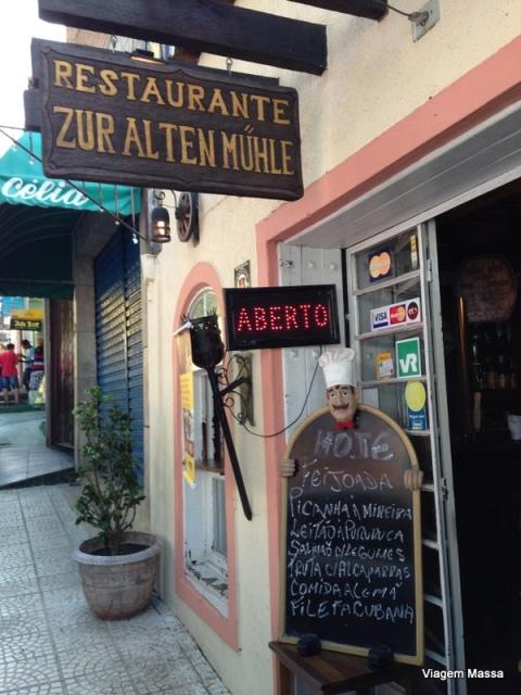 restaurante alemão embu