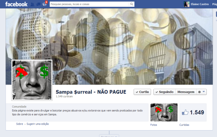 sampa surreal