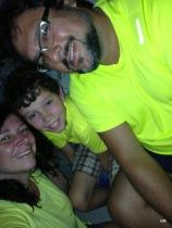 camisas amarelas
