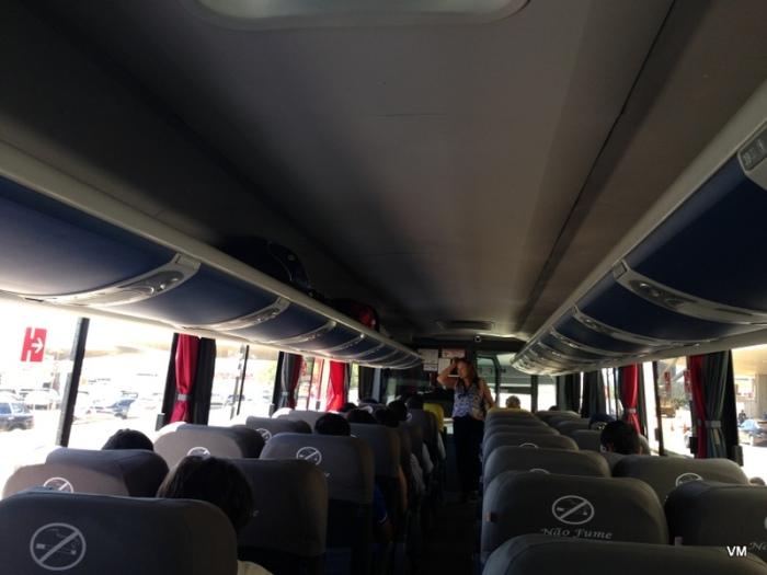 ônibus confins