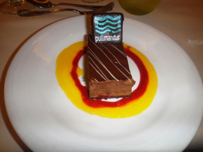 Se tem chocolate no meio só pode terminar bem...