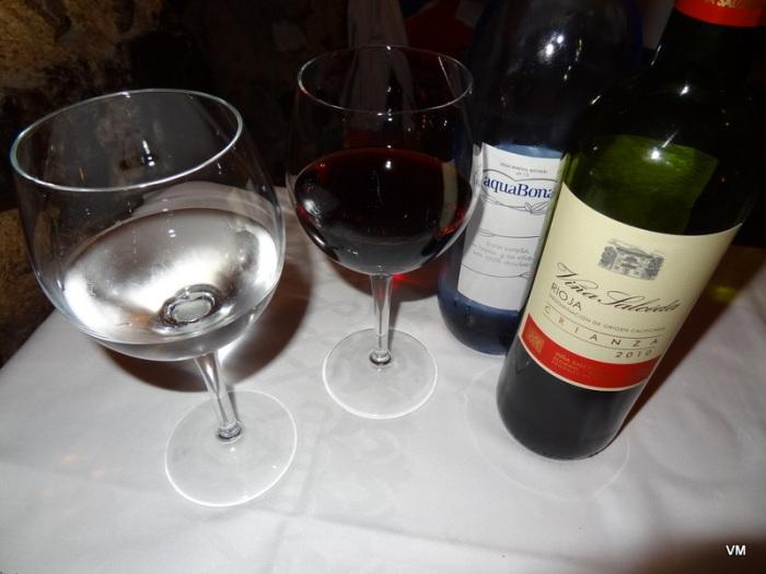 agua e vinho