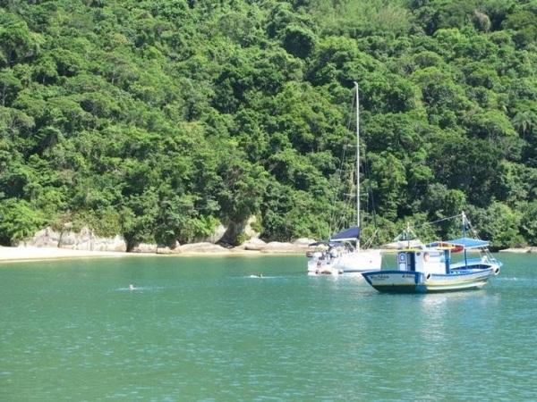 foto ilha grande elaine castro