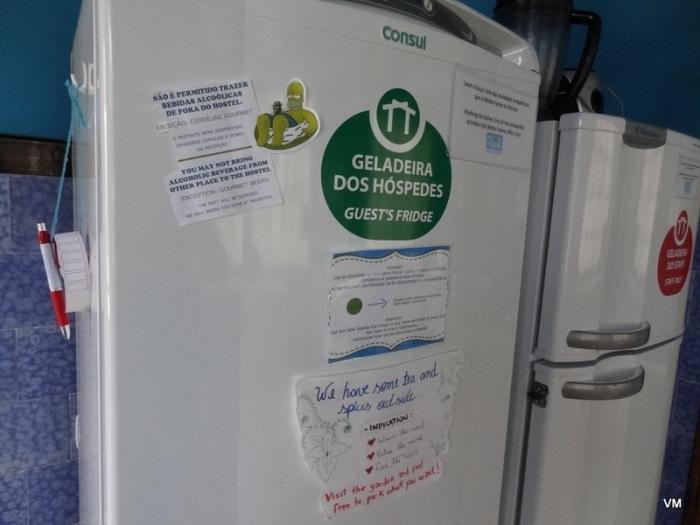 etiqueta geladeira