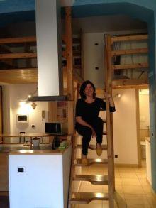 O apartamento fofo em Roma