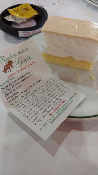 TORTA GAETA COCO
